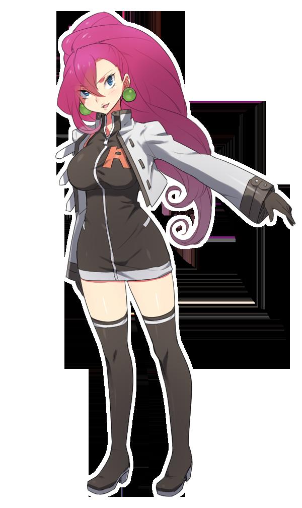 Team Rocket in 2020 Jessie pokemon, Jessie team rocket