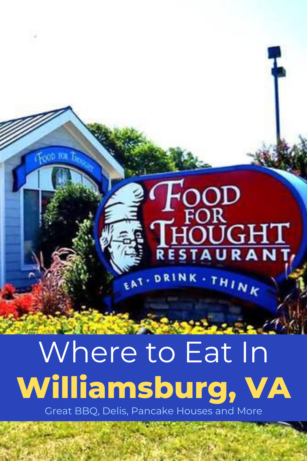 Where To Eat In Williamsburg Virginia The Pancake House Eat Foodie Travel