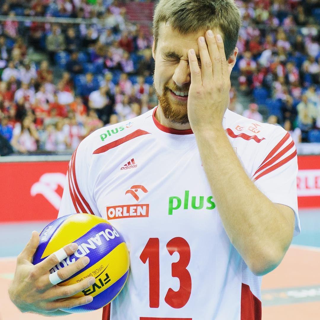 O Nie Nie Kupilem Buraczkow Sds Strefadobrejsiatkowki Siatka Siatkowka Michal Kubiak Michalkubiak Kapitan Captain Volley Sports Volleyball Volley