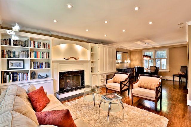 #familyroom #livingroom #modernlivingrooms #homestaging #torontorealestate #toronto #realestate