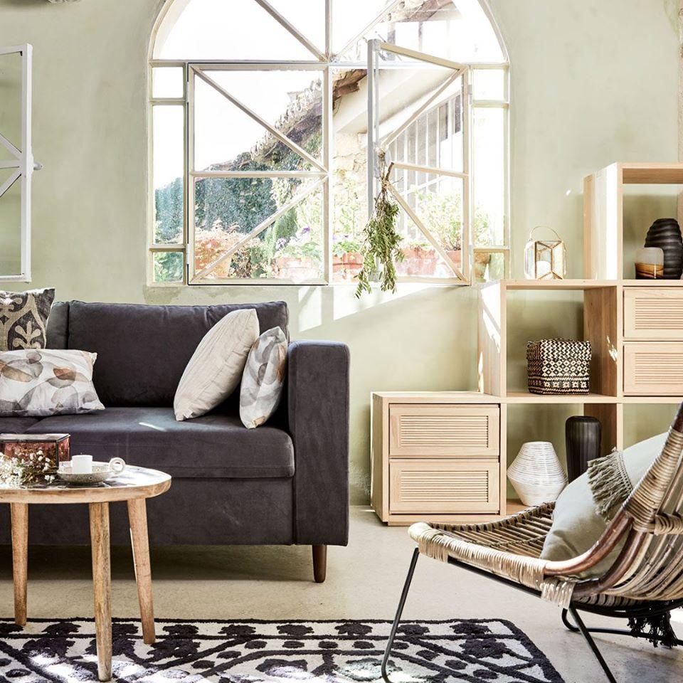 Alinea Collection Meubles Et Decoration Printemps Ete 2020 Le Catalogue Est En Ligne En 2020 Mobilier De Salon Idee Deco Deco