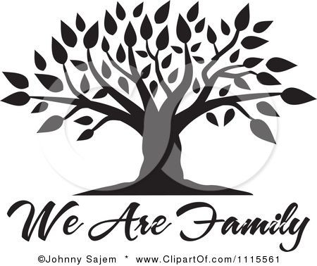 we are family free vector illustration family reunions and black rh pinterest com free family reunion clip art online free family reunion clip art images