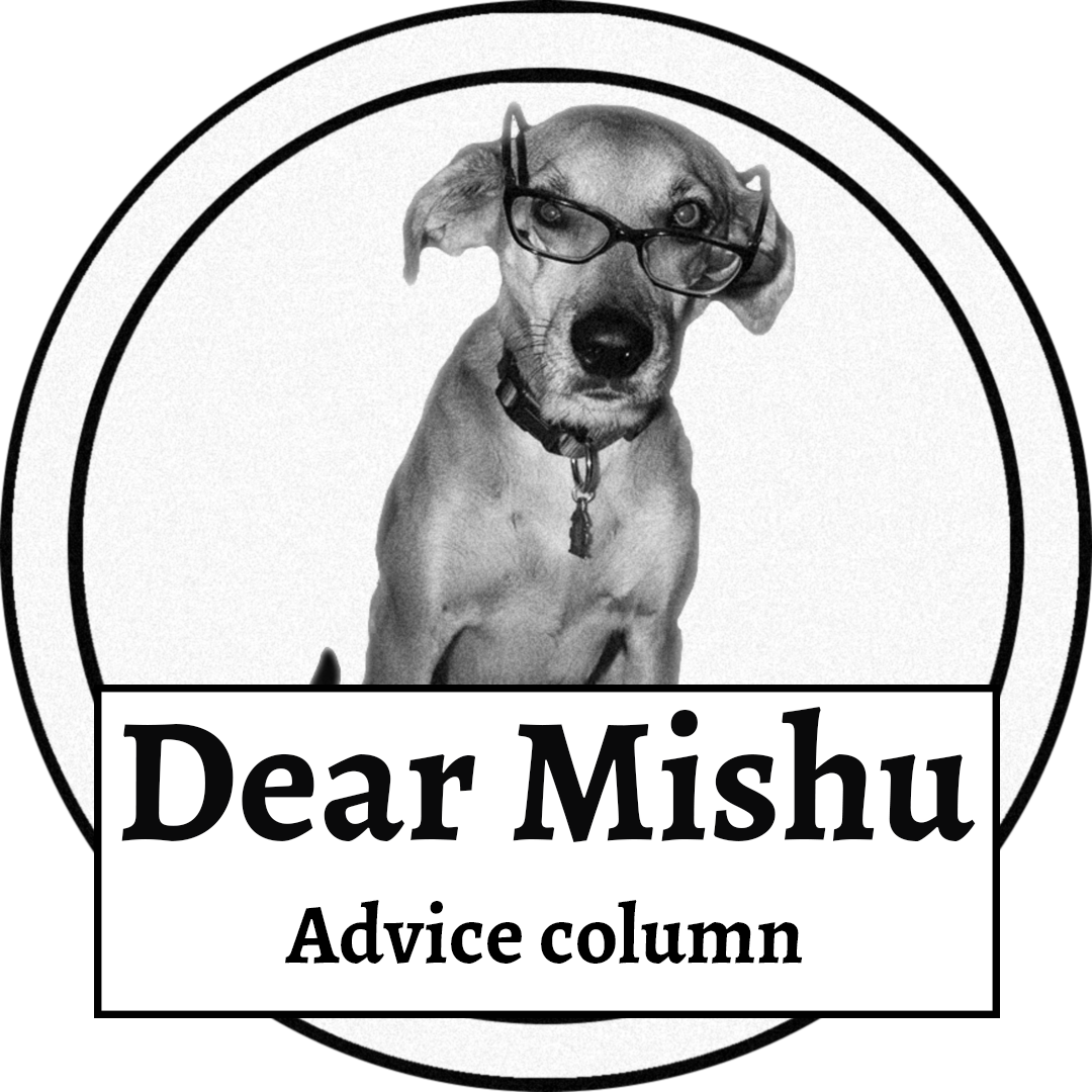Mishu lives life the way we all should bold, wild