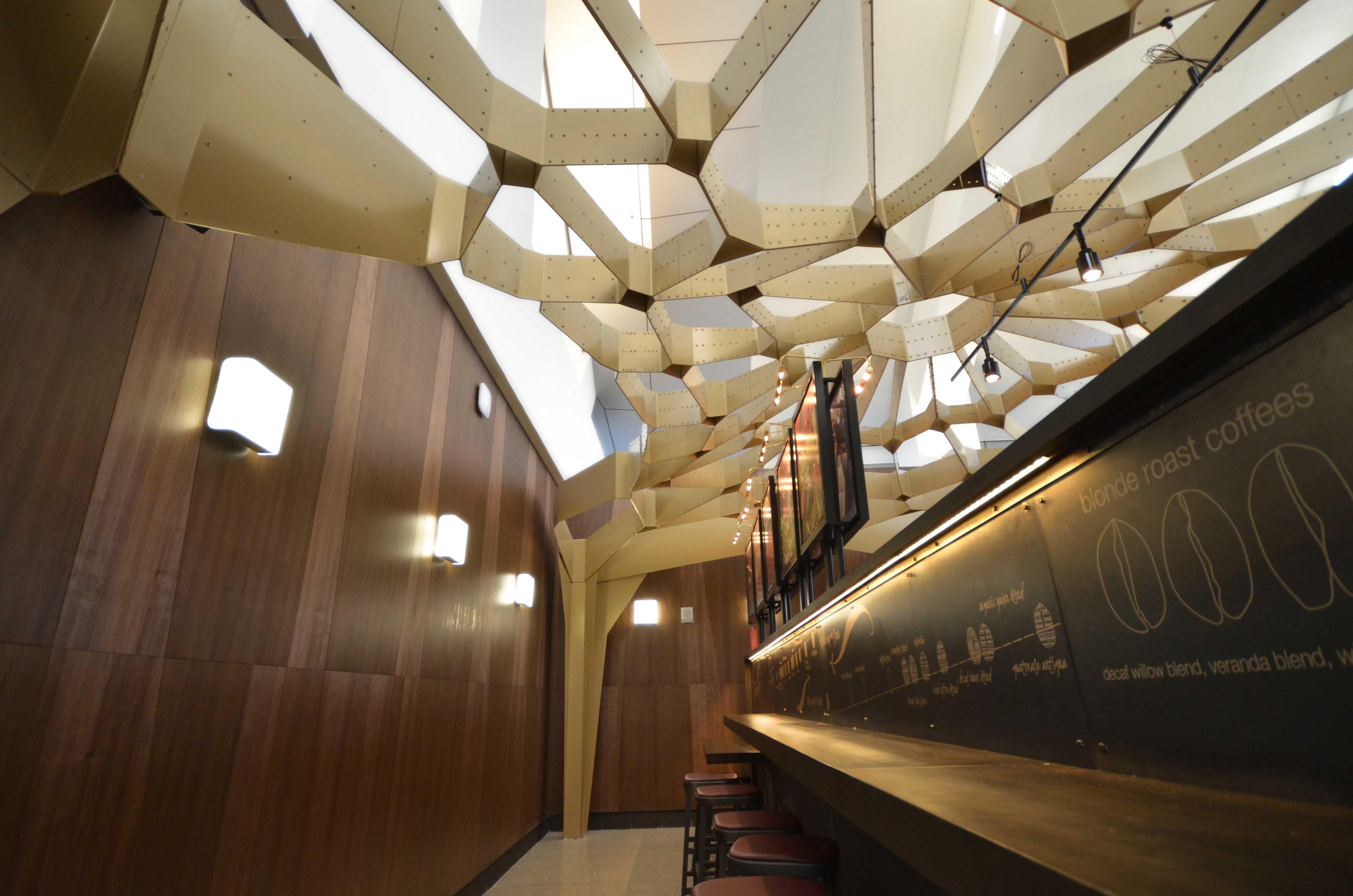 solutions studio | canopy structures | arktura's design