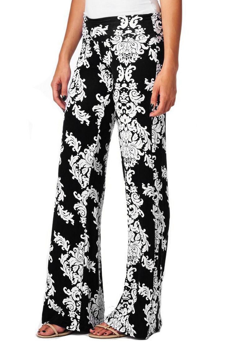 d54fa01408 Vintage Floral Print Loose Fit Yoga Pants#Yoga Pants#Loose Pants#Women Pants#Women  Fashion#Wide Leg Pants#Floral Pants#Print Pants#Trends Fashion#Women ...