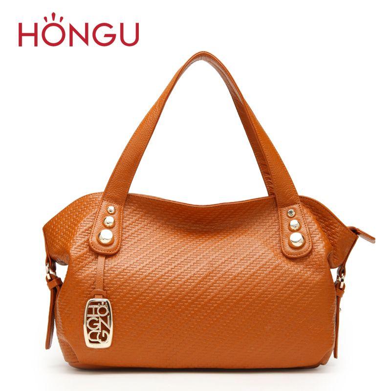 Women Leather Handbags Honggu Women S Handbag 2013 Women S