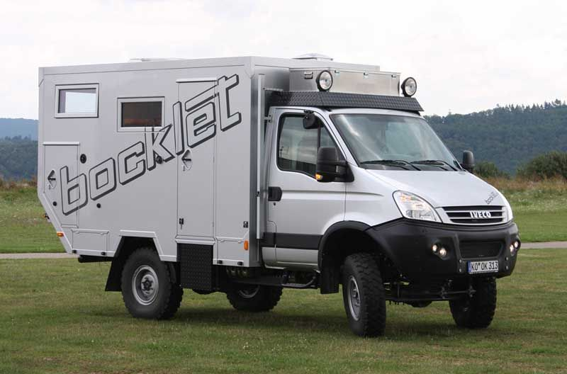 Iveco Turbo Daily 4x4 Camper Pinterest 4x4