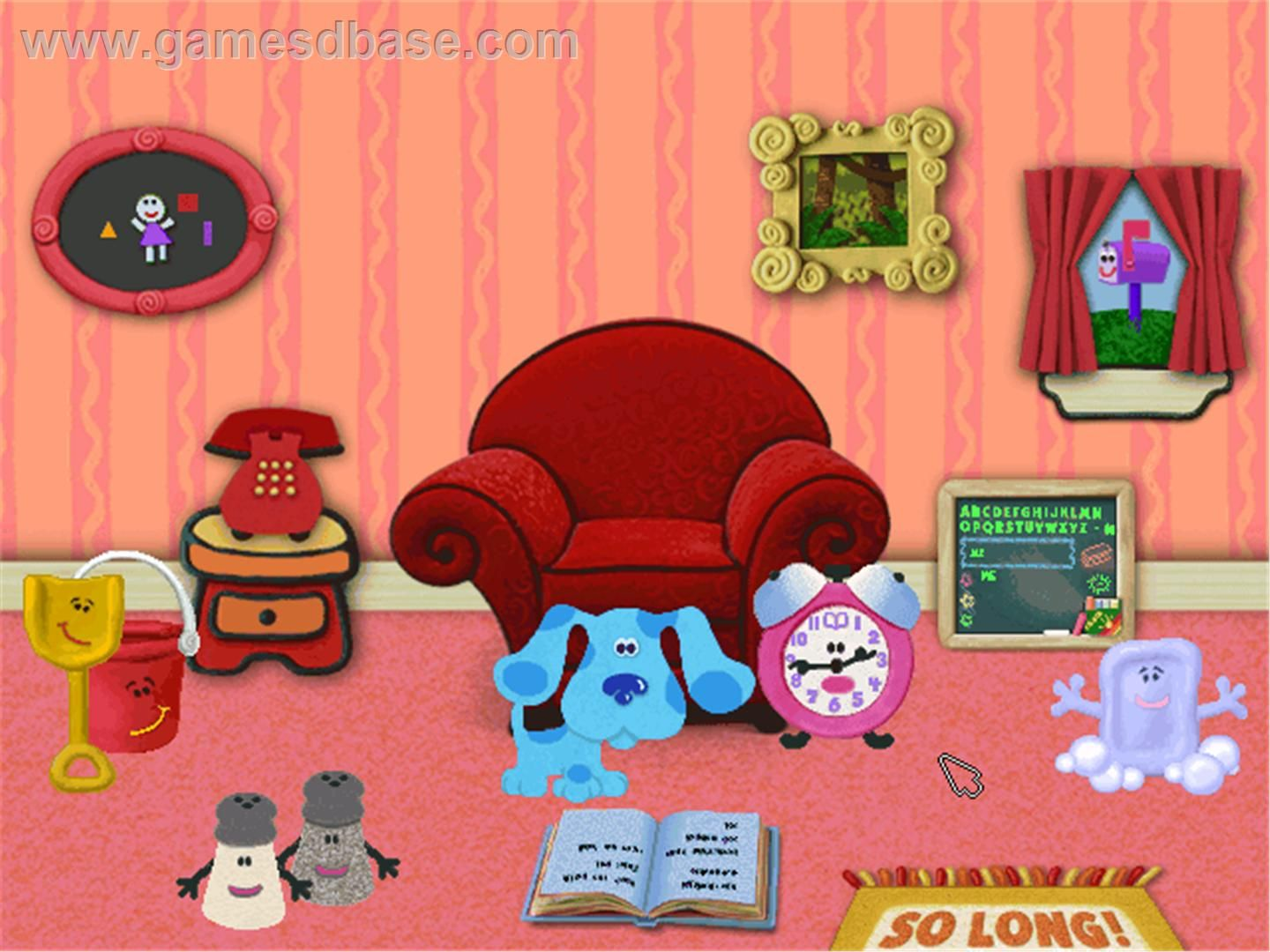 Blues Clues House | Daryn\'s B-day Stuff | Pinterest