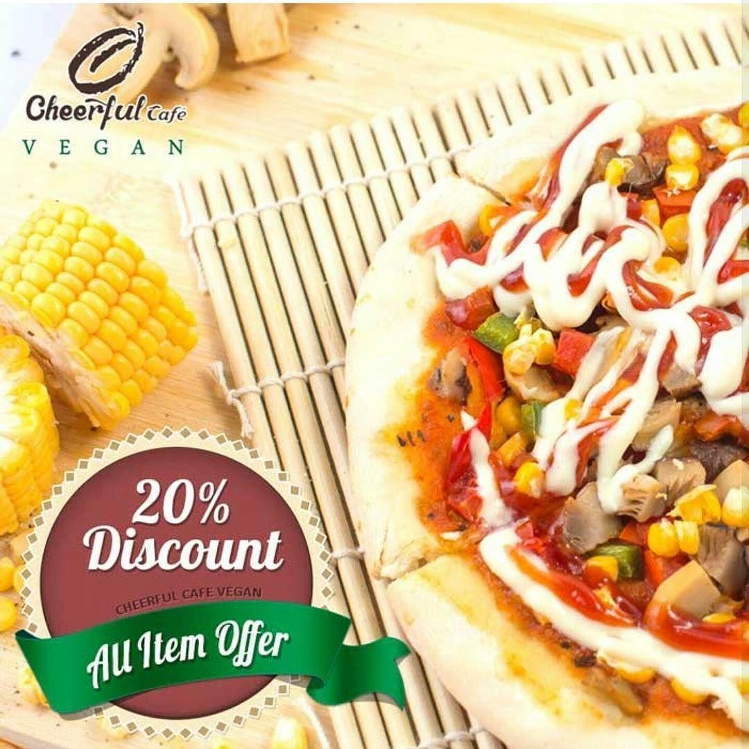 Nikmati 20 All Item Cheerful Cafe Vegan Merupakan Restoran Di Bcs