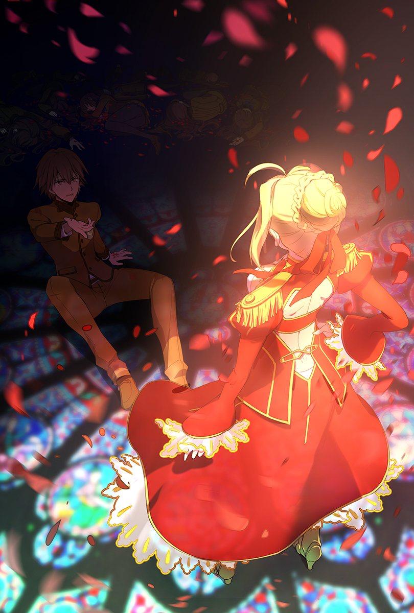 Fate Extra Last Encore Fate Stay Night Series Fate Zero Fate Anime Series