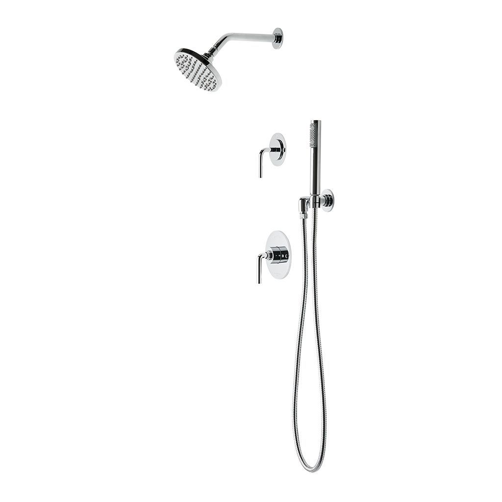 Flyte Pressure Balance Shower Package with 6\