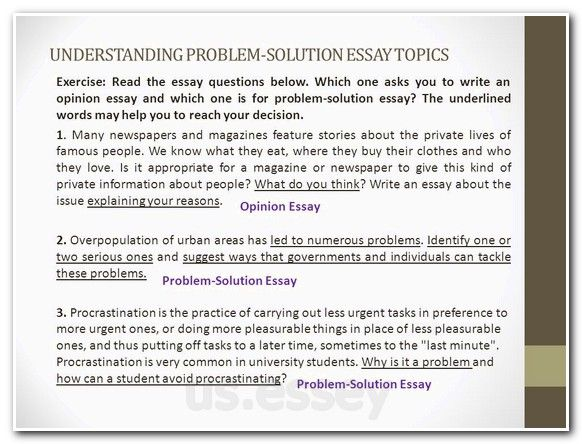 short essay outline