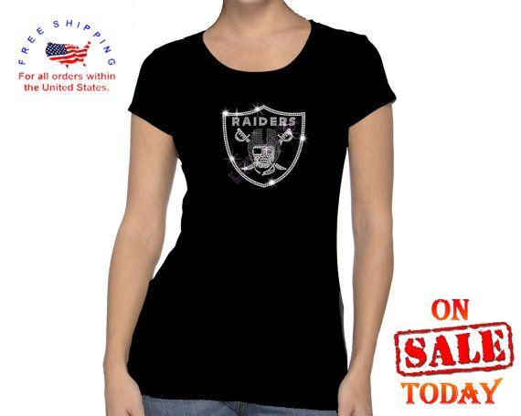 e37b24e28 OAKLAND+RAIDERS+rhinestone+shirt+transfer+by+KathysExtraCoolStuff