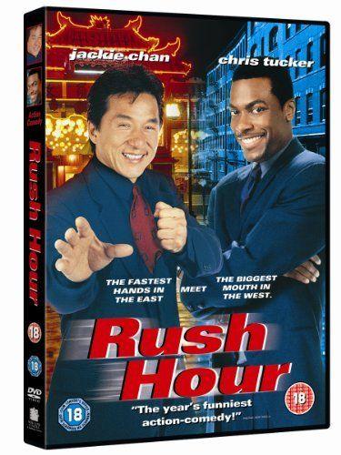 Rush Hour Dvd 1998 Dvd Jackie Chan Http Www Amazon Co Uk Dp B00352g1da Ref Cm Sw R Pi Dp Ifcktb18dmbvr Jackie Chan Movies Rush Hour Jackie Chan