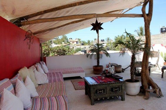 Pe Haifa Hotel In Sayulita Mexico
