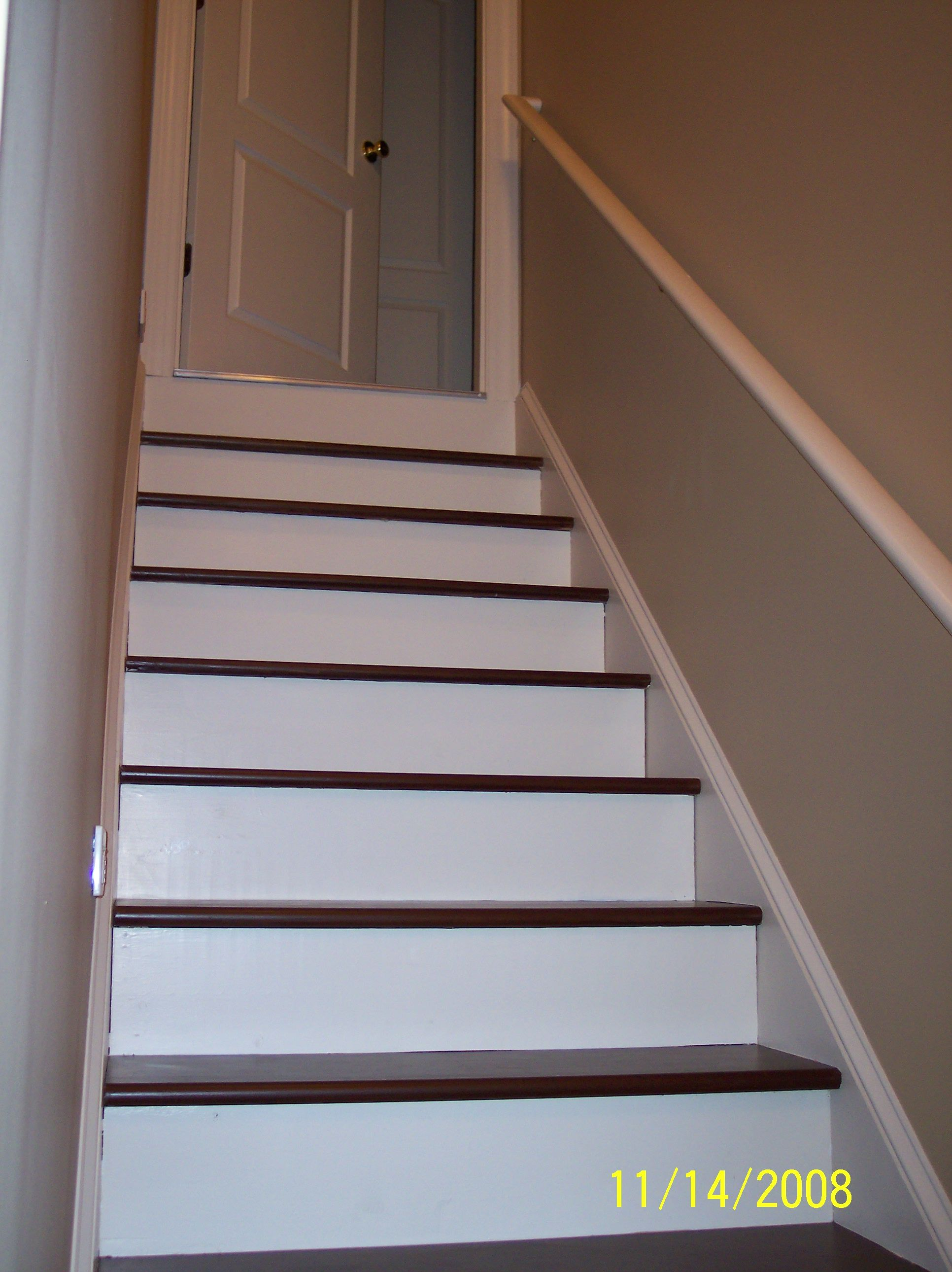 Elegant Rebuilding The Stairs. Basement StorageBasement RemodelingRemodeling Ideas Refinish ...