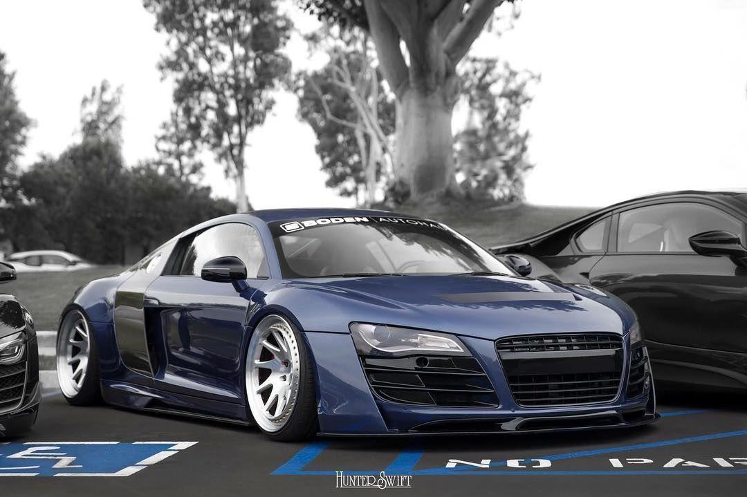 modified Audi R8