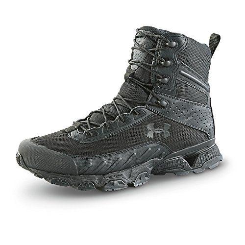 ffeedc21836 ... y pracicas botas tacticas para el trabajo policial. en Amazon desde  100€ y libre de maltrato animal. Under Armour Valsetz Tactical Boot - Black
