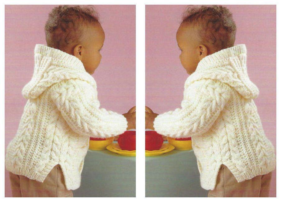 PDF Digital Download Vintage Knitting Pattern Baby Child ...