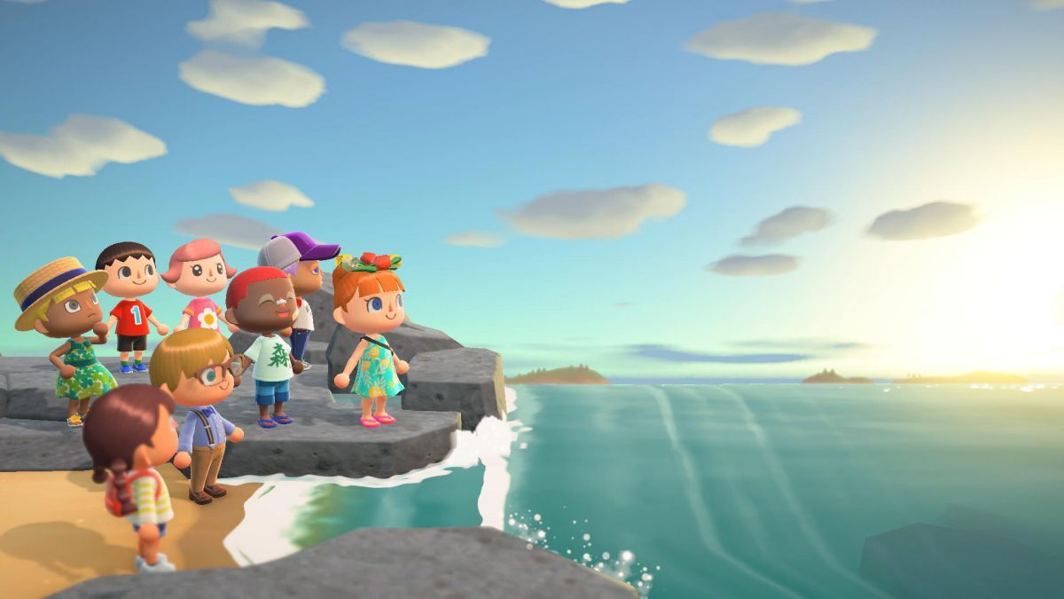 Animal Crossing New Horizons Release Date News And Features