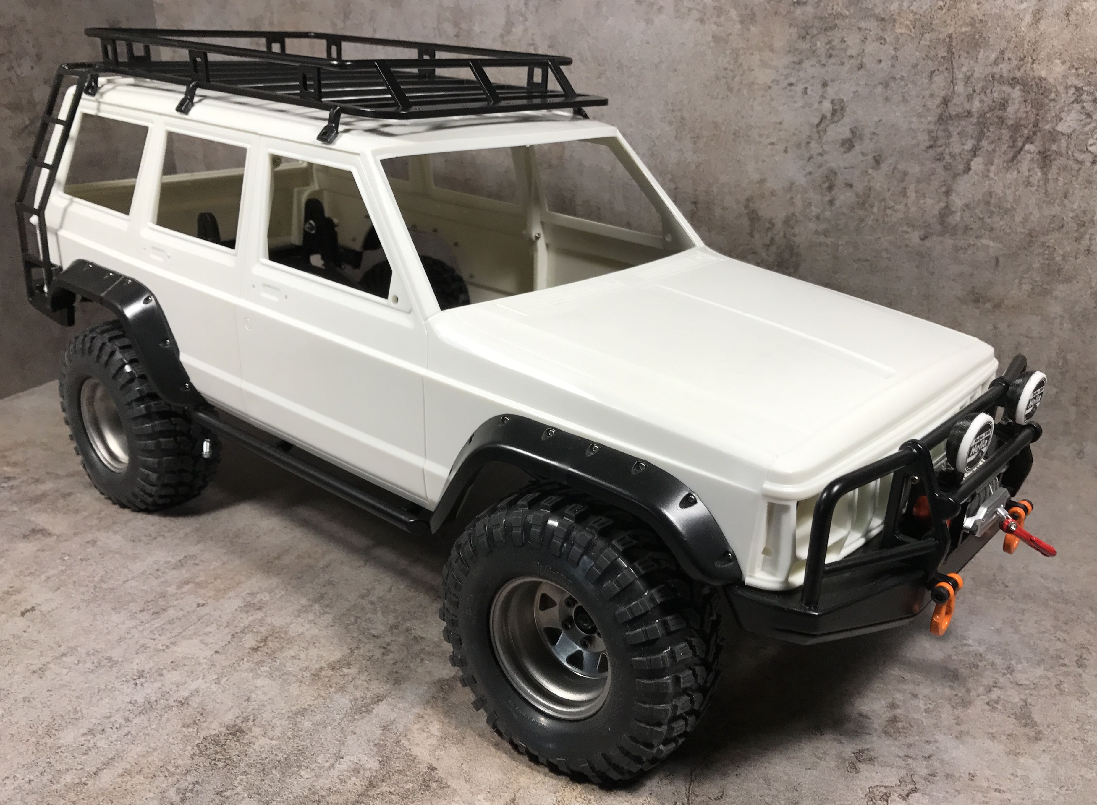 Expedition Ii Roof Rack Ladder For Jeep Xj Mex Jeep Xj Roof