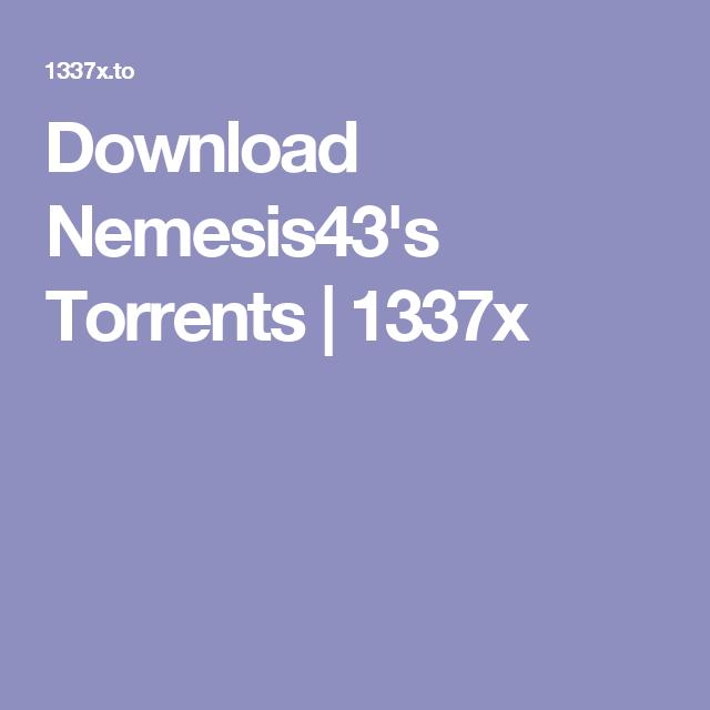 Nemesis43
