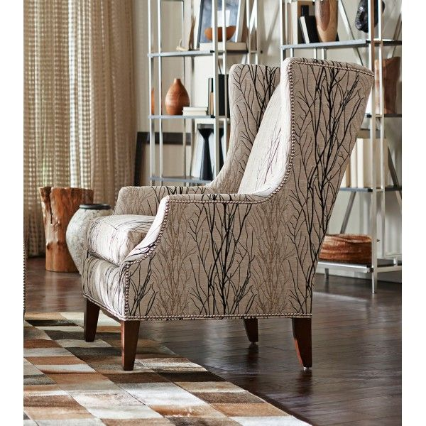 Massimo Wing Chair Huntington House Star Furniture Houston Tx