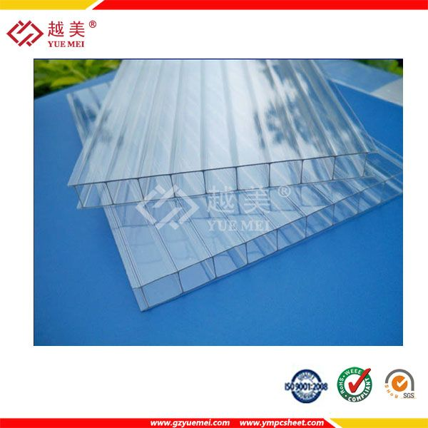 China Uv Protected Plastic Roofing Panels Polycarbonate Hollow Sheet Polycarbonate Solid Sheet Ph Plastic Roofing Corrugated Plastic Roofing Corrugated Plastic