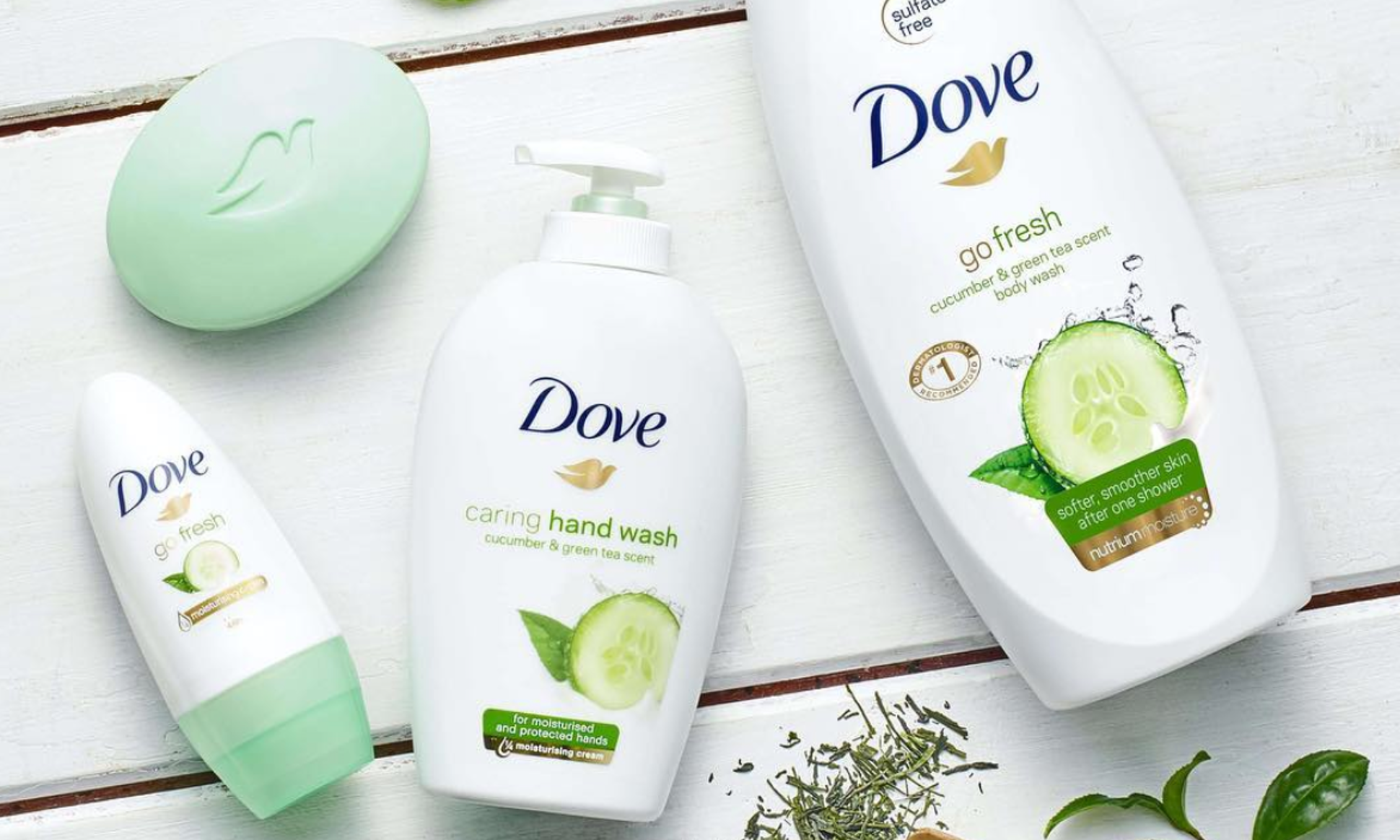 Dove Products Are Now Officially CrueltyFree Dove body