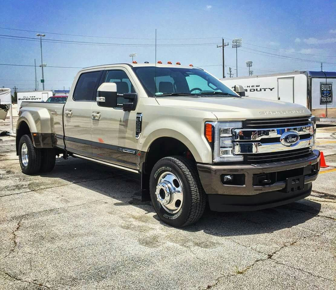 Ford F350 King Ranch Diesel
