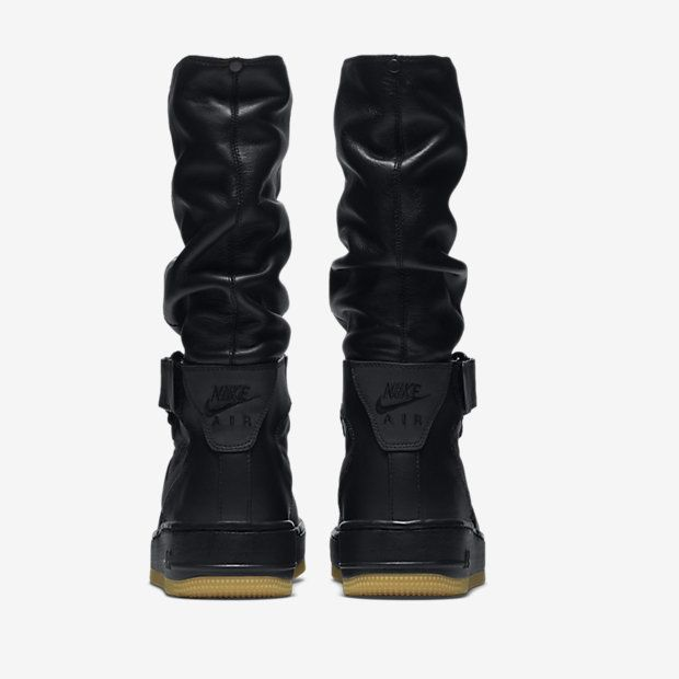purchase cheap 08121 ed1e6 Nike Air Force 1 Upstep Warrior Women's SneakerBoot ...