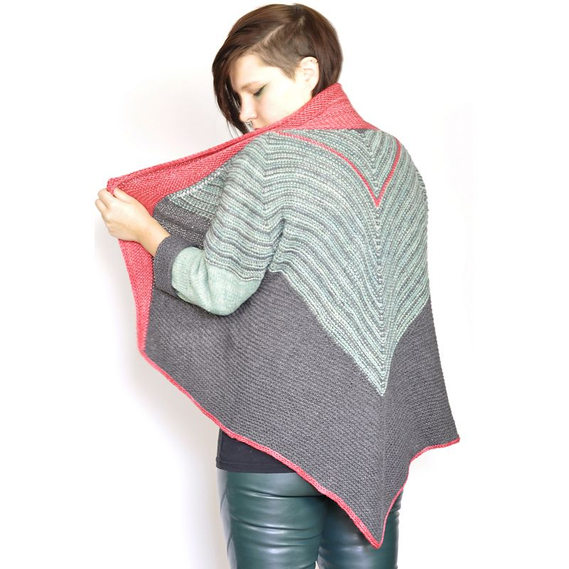 Ravelry: Shawl Shrug pattern by Susanne Sommer | fashion ...