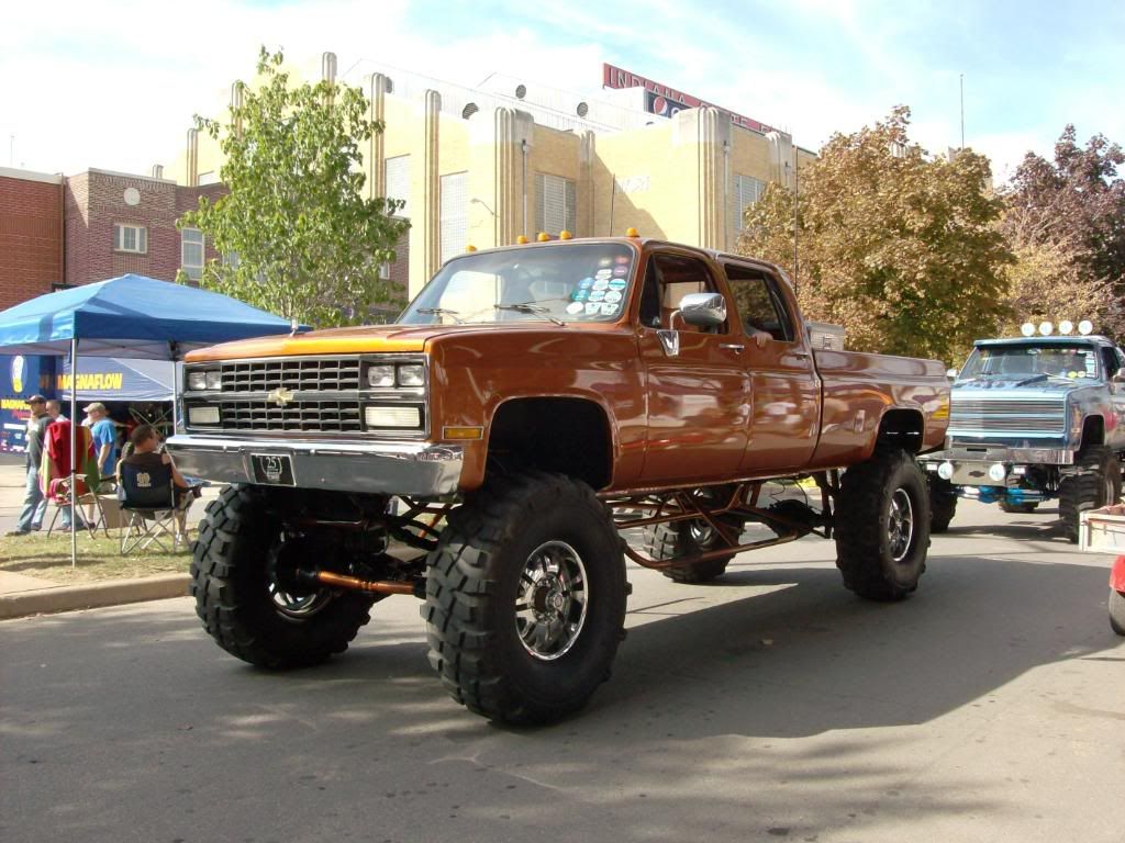 All Chevy 1987 chevy crew cab 4×4 : Modern wheels - Classic 4x4 - Page 2 - The 1947 - Present ...