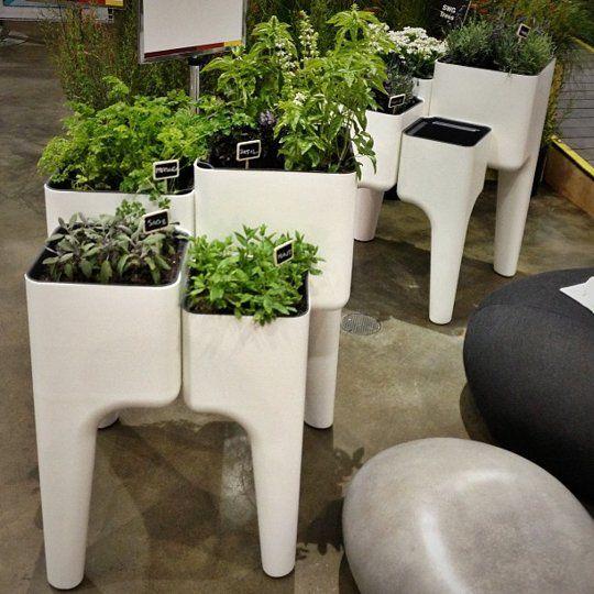 KiGA Planters by Hurbz