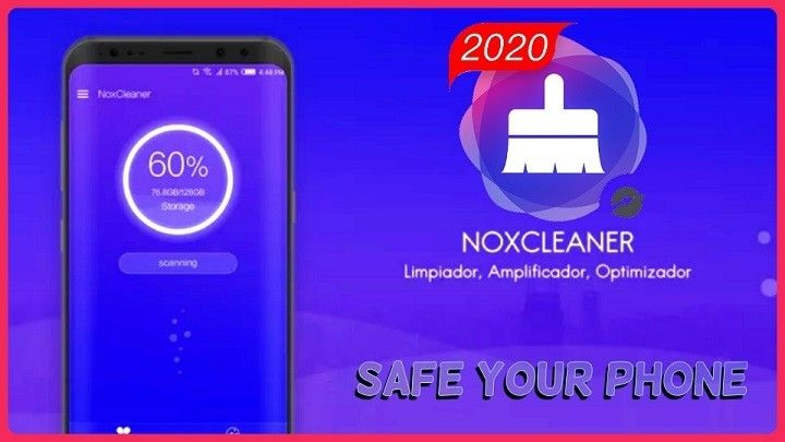 Download nox cleaner and keep your phone optimized