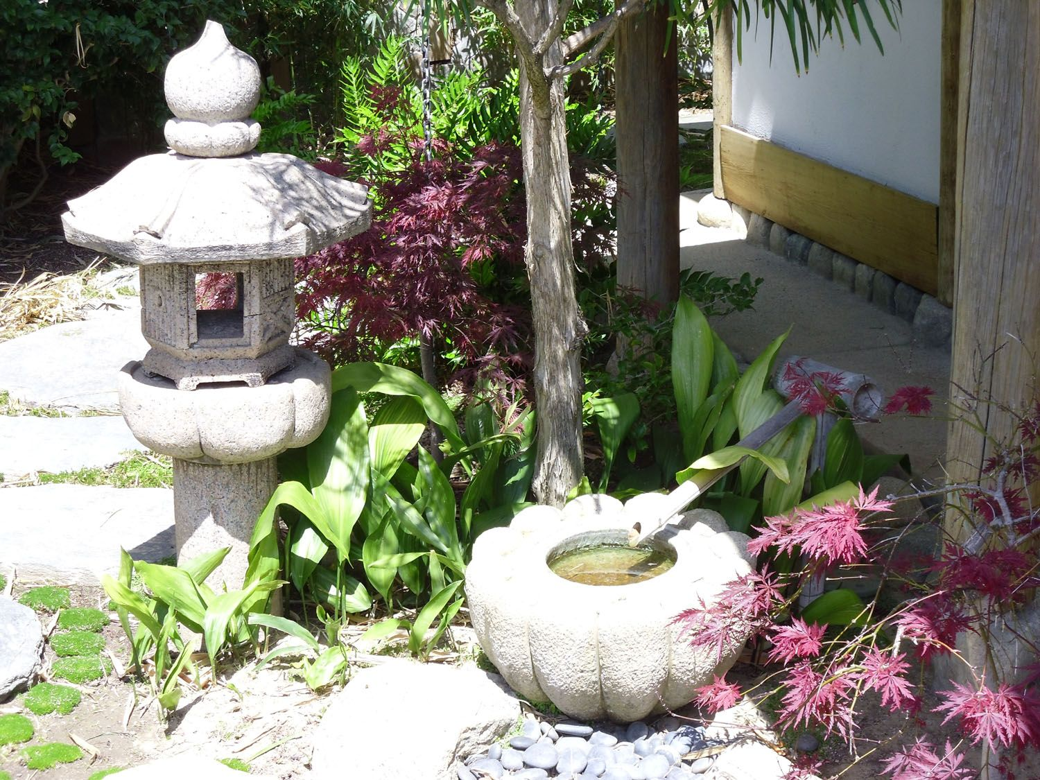 japanese outdoor garden decor