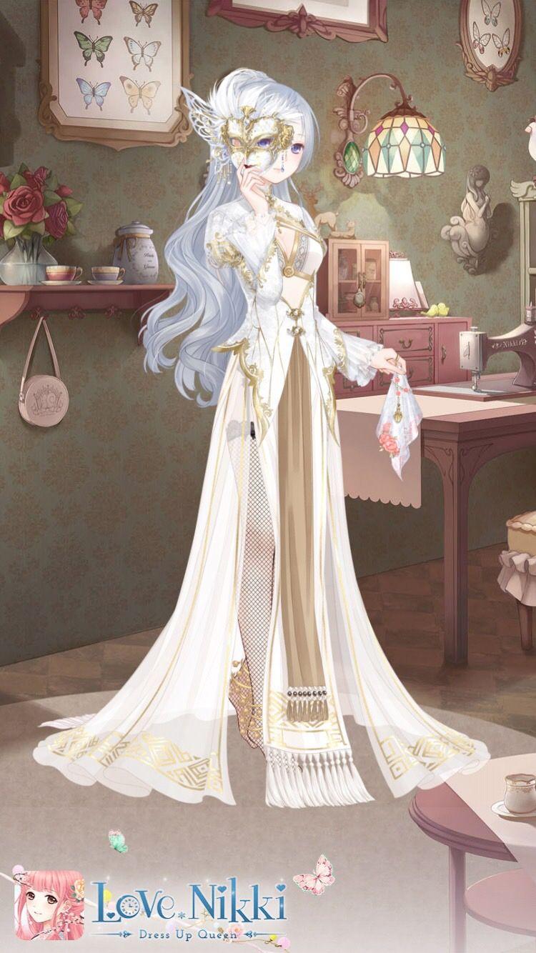 Love Nikki Dress Up Queen Dress Design Sketches Anime Outfits Kawaii Dress