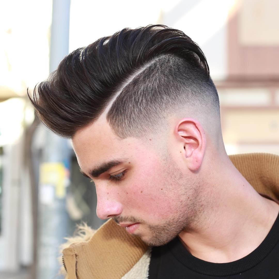 disconnected haircut for hair 16 most impressive pompadour hairstyles for the 3833