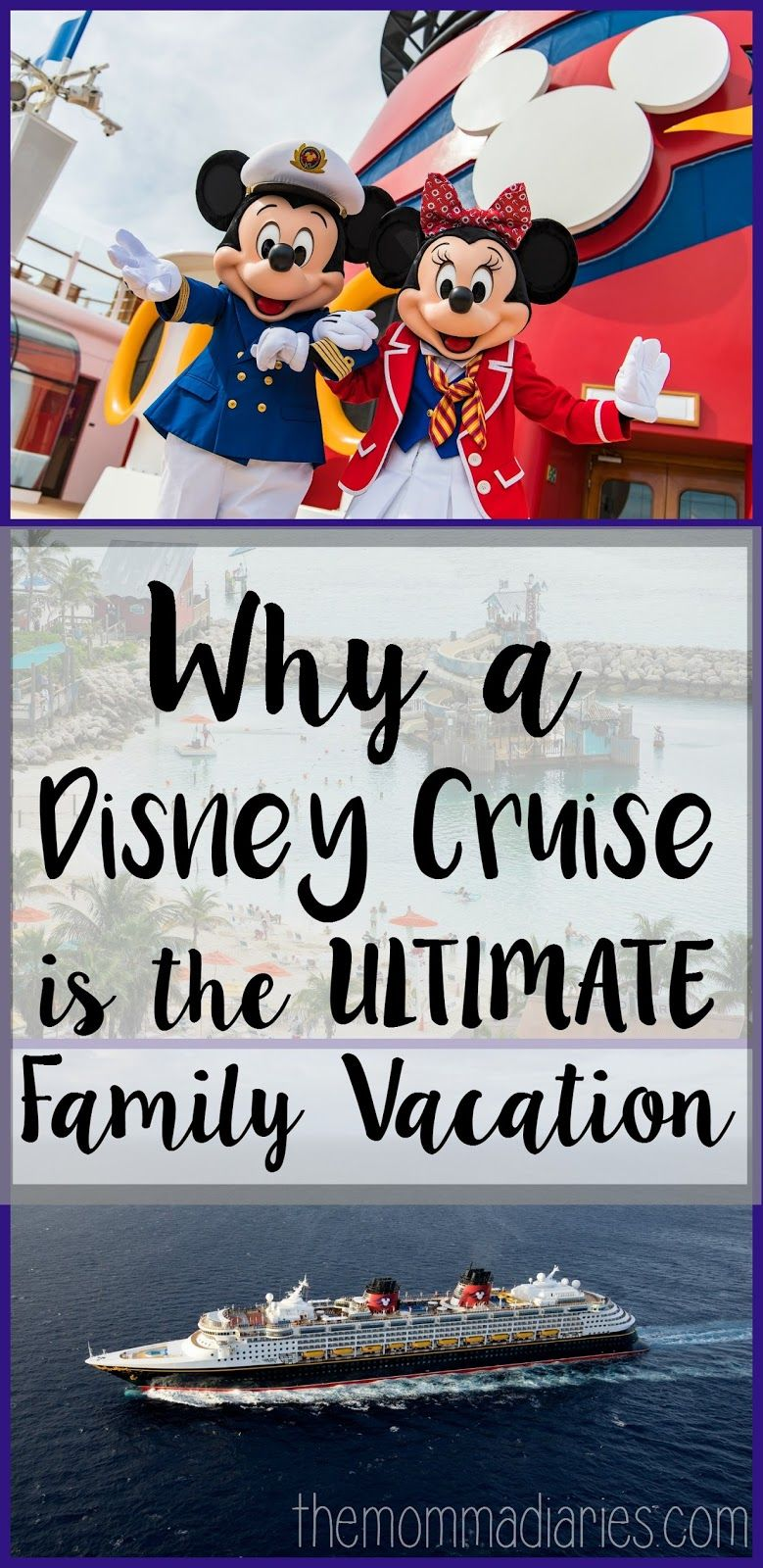 Why a Disney Cruise is the ULTIMATE Family Vacation ...