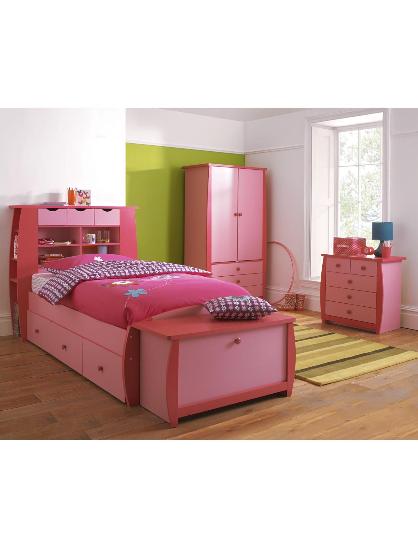 Beau Orlando Kids 2 Door, 3 Drawer Wardrobe With Optional Home Assembly Service*  Childrenu0027s Bedroom Furniture Is More Fun With Our Orlando Collection.