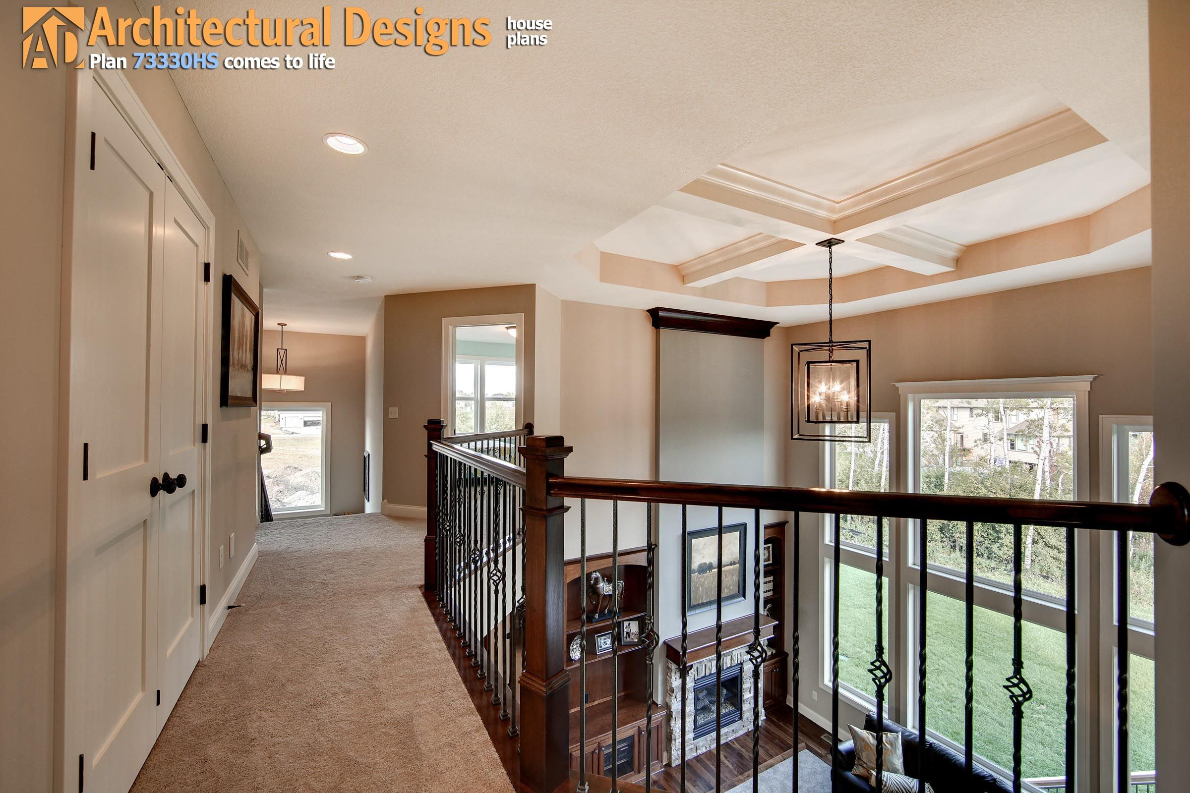 Plan 73330hs craftsman with amazing great room room for 2nd floor design