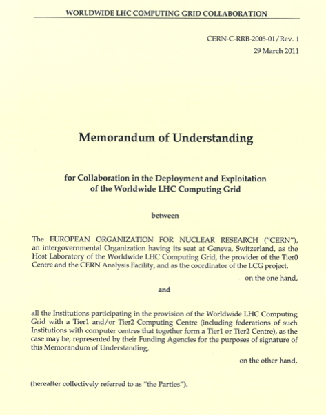 Sample Memorandum Of Agreement Memorandum Of Understanding