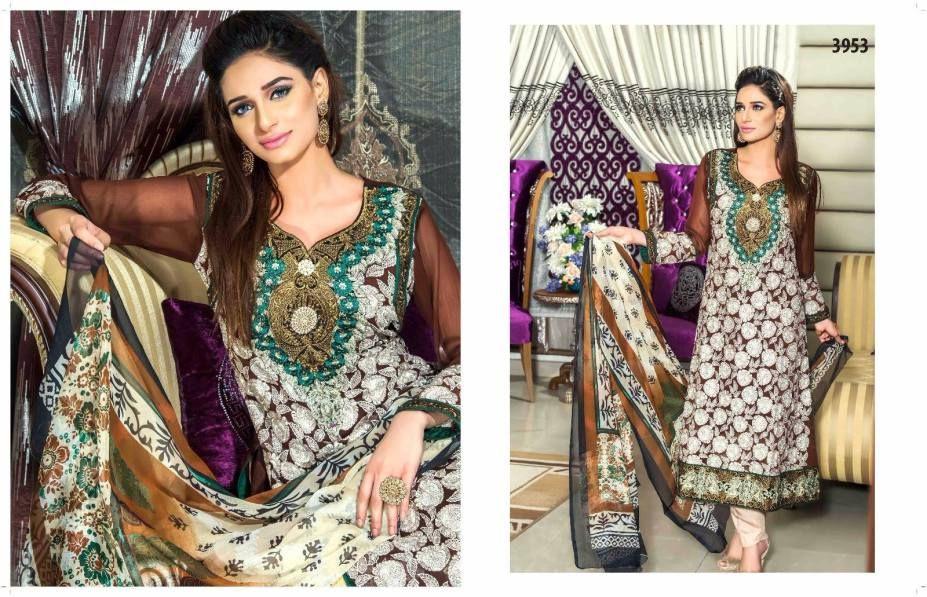 7eb3b34545 Tawakal Fabrics 2016 collection. Tawakal Fabrics 2016 collection Chiffon  Dresses ...