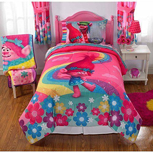 4 Piece Girls Pink Blue Kids Dreamworks Trolls Comforter ... https://www.amazon.com/dp/B0734KGCMY/ref=cm_sw_r_pi_dp_x_Tfu7zbPETR2A6