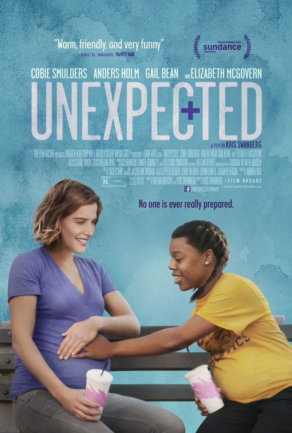 An Inner City High School Teacher Discovers She Is Pregnant At The