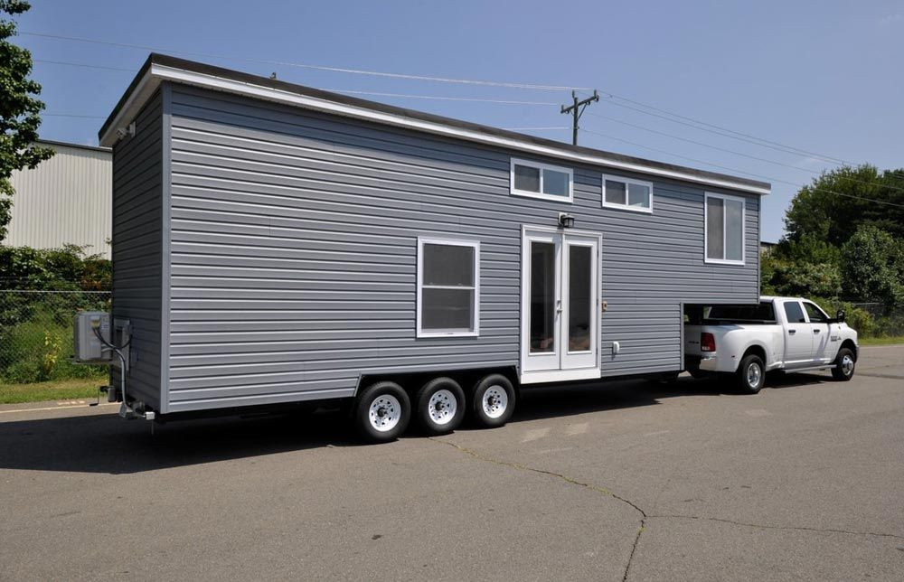 Inglewood By Tiny House Building Company Building A