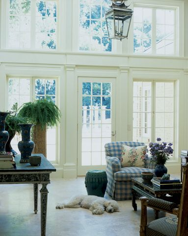 This Is A Sun Room But I Think It Could Also Be A Family Room