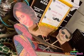 Image result for bollywood style party props