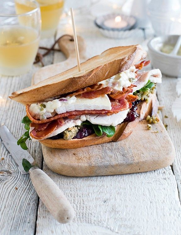 Ultimate Boxing Day stacked sandwich The Boxing Day sandwich is one of the best parts of Christmas - here's our version