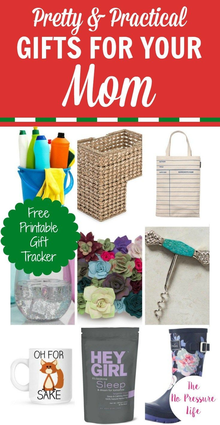 Love These Unique Practical Gifts For Mom Christmas Or Her Birthday Gift